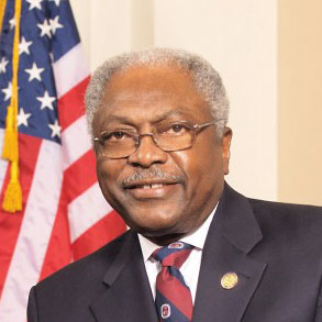 photo of Rep. James Clyburn